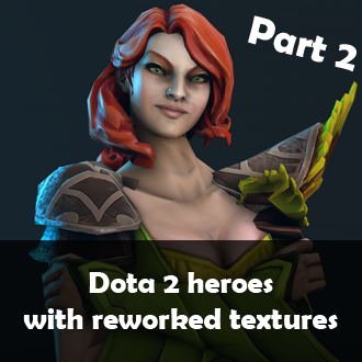 Thumbnail image for Dota 2 reworked heroes (Part 2)