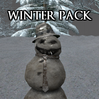Thumbnail image for TheMask's Winter Stuff Pack