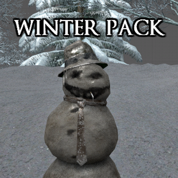 TheMask's Winter Stuff Pack