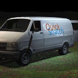 Barbell Snatch Van V1