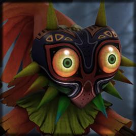 Thumbnail image for Skull Kid - Hyrule Warriors/Smash 4