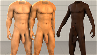 Thumbnail image for Ultimate Male Body - Redux
