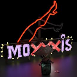 Moxxi props