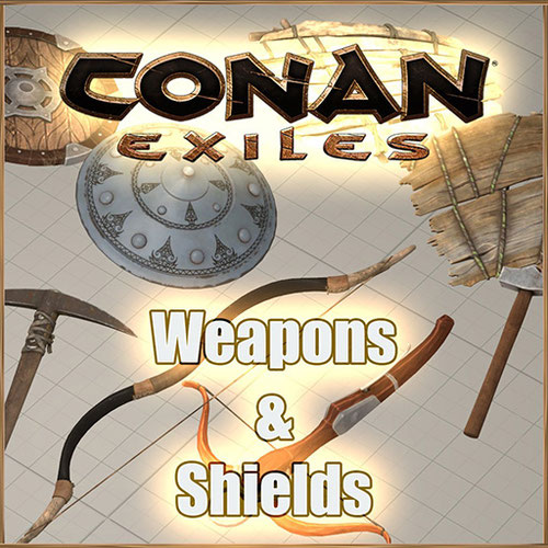 Thumbnail image for Weapons / Shields [Conan Exiles]