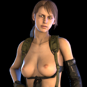 Thumbnail image for Quiet Nude [Metal Gear Solid V]