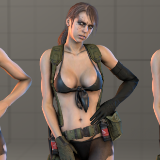 Thumbnail image for Quiet [Metal Gear Solid V]