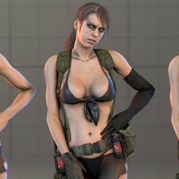 Quiet [Metal Gear Solid V]