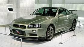 Thumbnail image for Fast & Furious 2 (2 Fast 2 Furious) Nissan Skyline GT-R R34 Sounds