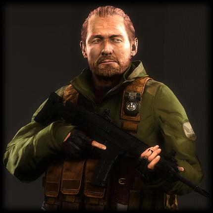 Thumbnail image for Resident Evil Revelations 2 Barry Burton
