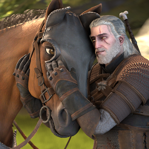 Thumbnail image for Roach [Witcher 3]