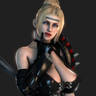 Thumbnail image for Demon Huntress Rachel [DOA Fantasy]