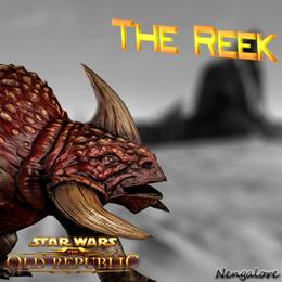 Star Wars: The Old Republic - Reek