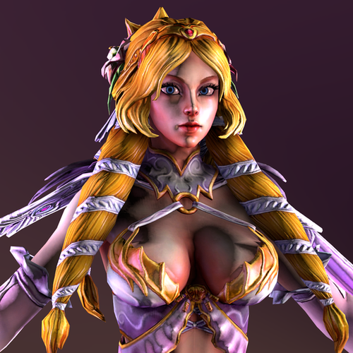 Thumbnail image for SMITE - Aphrodite - 3 outfits