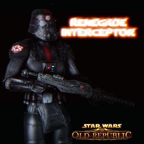 Thumbnail image for Star Wars: The Old Republic - Renegade Interceptor