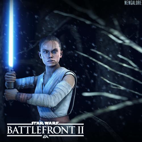 Thumbnail image for Rey - Star Wars Battlefront II
