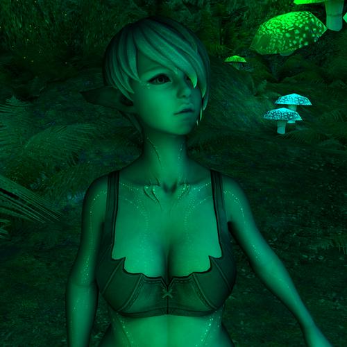 Thumbnail image for Rydia (Bless Online)