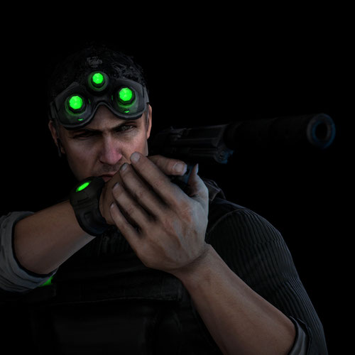 Thumbnail image for Sam Fisher (Splinter Cell: Conviction)