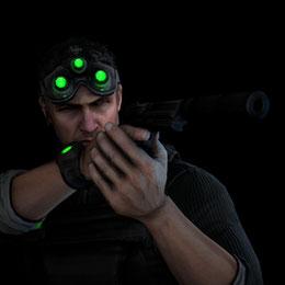 Sam Fisher (Splinter Cell: Conviction)