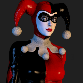 Thumbnail image for Classic Harley Quinn