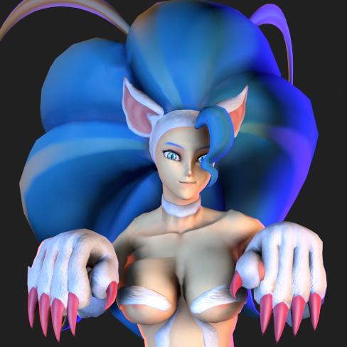 Thumbnail image for Darkstalkers' Felicia