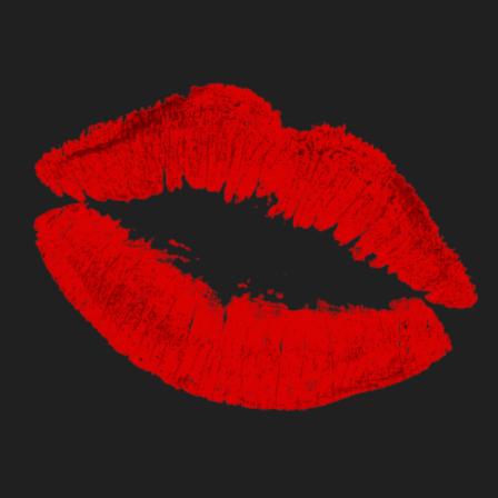 Thumbnail image for Kissy Face! - Lipstick Decals