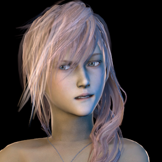 Thumbnail image for Nude Lightning [Final Fantasy XIII]