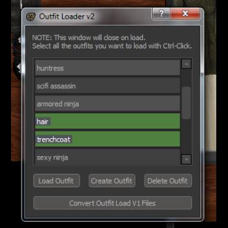 Thumbnail image for Outfit Loader V2.2