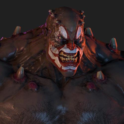 Thumbnail image for Titan Thug [Batman: Arkham Asylum]