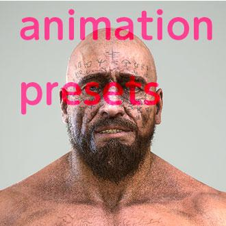 Thumbnail image for Harkyn Face Pose Preset
