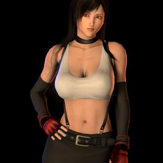 Thumbnail image for Tifa Lockhart [Kokoro Look-alike]