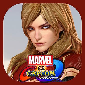 Thumbnail image for MARVEL VS. CAPCOM: INFINITE - Captain Marvel