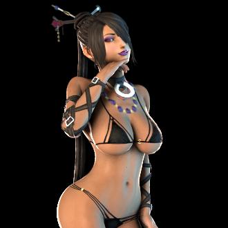 Thumbnail image for Curvy Lulu 2017 [DazV4F Update]