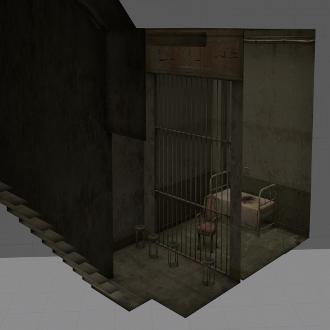 Thumbnail image for Silent Hill 2 - Maria prison
