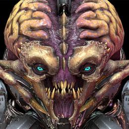 Arachnotron - DOOM Eternal