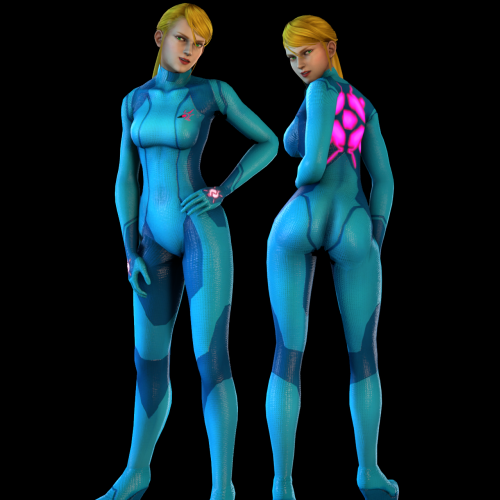 Thumbnail image for Samus Aran Bodysuit