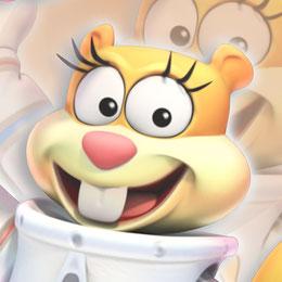 SpongeBob SquarePants - Sandy Cheeks