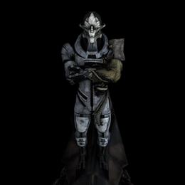 Saren HD Mass Effect