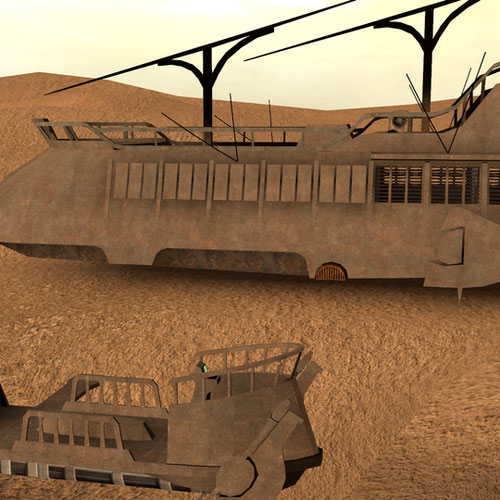 Thumbnail image for Star Wars Sarlacc Pit
