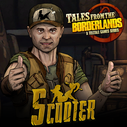 Tales from the Borderlands: Scooter
