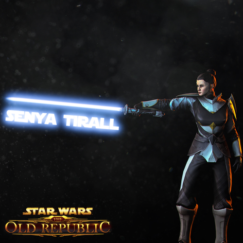 Thumbnail image for Star Wars: The Old Republic - Senya Tirall