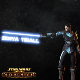 Star Wars: The Old Republic - Senya Tirall