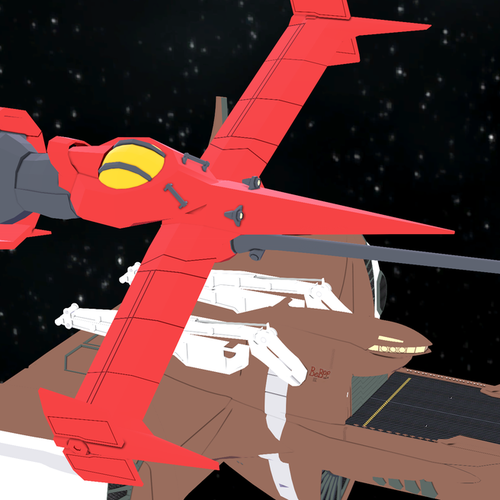 Thumbnail image for Cowboy Bebop: Ships and other stuff