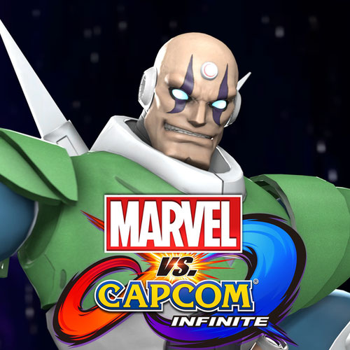 Thumbnail image for MARVEL VS. CAPCOM: INFINITE - Sigma