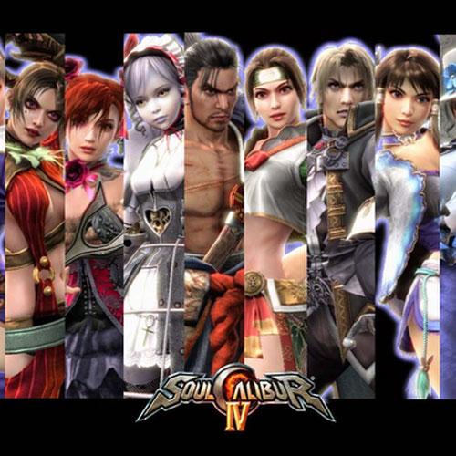 Thumbnail image for Soul Calibur IV [UPDATE]