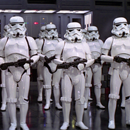 Stormtrooper Sounds (Star Wars: Jedi Knight: Jedi Academy)