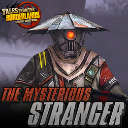 Tales from the Borderlands: The Sranger (Model + Props Pack)