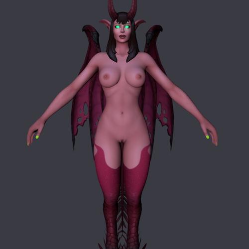 Thumbnail image for [Warcraft] Succubus