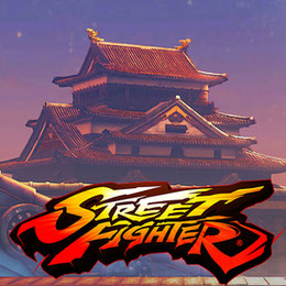 Street Fighter 5 - Suzaku Castle