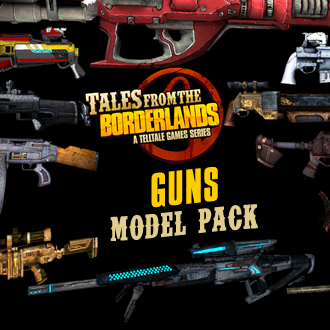 Thumbnail image for Tales from the Borderlands - Gun Pack