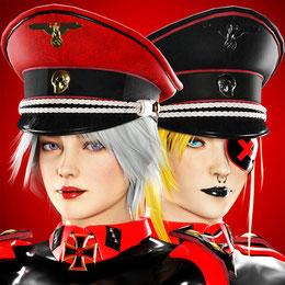 Kommandant Christie x Unter-Kommandant Sarah